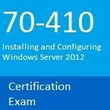 Экзамен Microsoft 70-410
